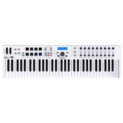 Arturia KeyLab 61 Essential USB Keyboard MIDI DAW Controller