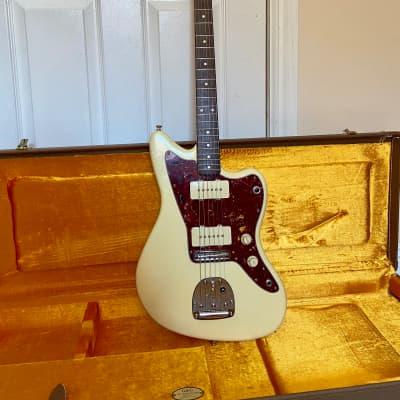 Fender American Vintage 62 AVRI Jazzmaster 2001 Nitro Olympic White for sale