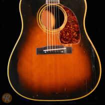 Gibson Southern Jumbo SJ 1951 Sunburst image