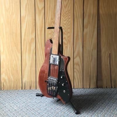 Ovation Magnum I Fretless Bass for sale