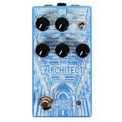 Matthews Effects The Architect Foundational Overdrive/Boost V2 2016