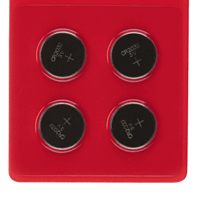 Planet Waves Lithium Battery Pack (4 pack)