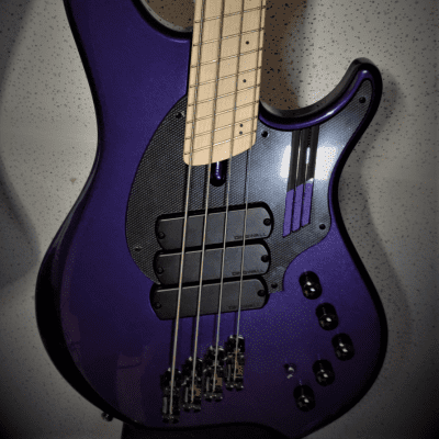 Dingwall NG3 4-String 2019 Purple With Dingwall Gigbag New! Authorized Dealer! for sale