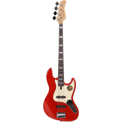 Sire Marcus Miller V7-4 2nd Generation Alder Bright Metallic Red for sale