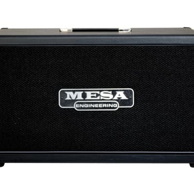 MESA/Boogie 2x12 Rectifier Horizontal Guitar Cabinet for sale