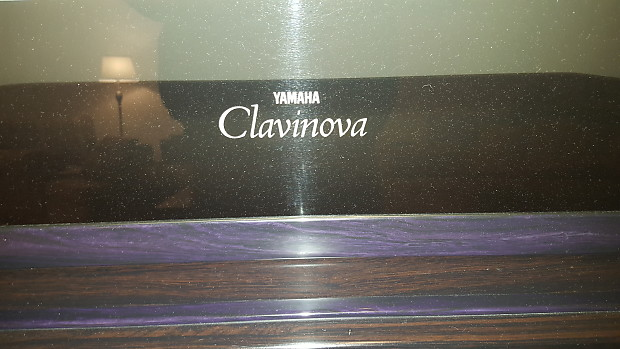 Yamaha cvp 55 clavinova reverb for Yamaha clavinova clp 350