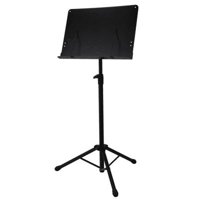 Strukture SCMS2-BK Strukture Conductor Style Music Stand