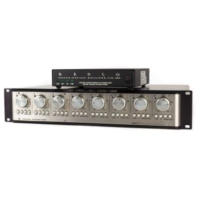 Grace Design 801 Eight Channel Mic Preamp #A801077
