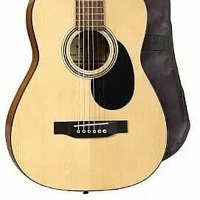 J. Reynolds JR15S Dreadnought 36-Inch Student 6-String Acoustic Guitar with Gig Bag - (B-Stock) for sale