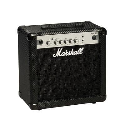 marshall mg series mg15cf 1x8 15w 2 ch guitar combo reverb. Black Bedroom Furniture Sets. Home Design Ideas