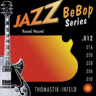 Thomastik Jazz Bebop SET. Gauge 12 BB112