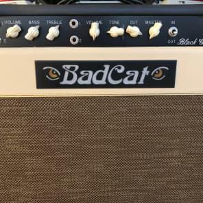 "Bad Cat Black Cat 30R 30-Watt 2x12"" Guitar Combo with Reverb"