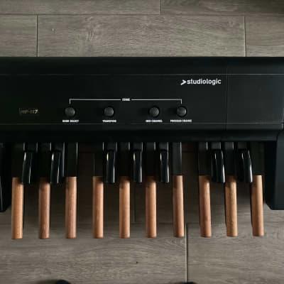 Studiologic MP-117 MIDI Controller Pedal Board