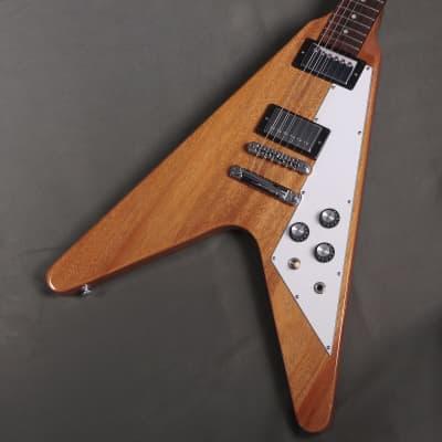 Gibson Flying V Antique Natural 03/08