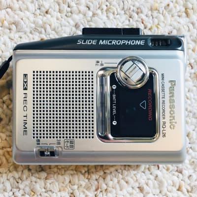 PANASONIC RQ L26 Walkman Cassette Player, Near Mint Silver ! Working !