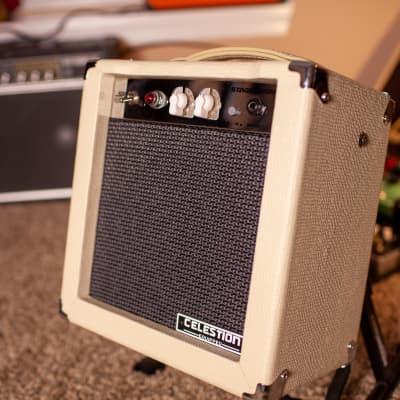 Monoprice Monoprice 5-Watt, 1x8 Guitar Combo Tube Amplifier with Celestion Speaker for sale