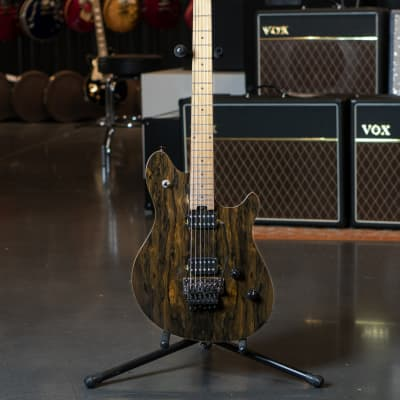 EVH Wolfgang Standard Exotic Ziricote, Baked Maple Fingerboard for sale