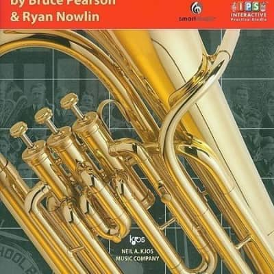 Tradition Of Excellence Book 1 - Baritone/Euphonium B.C. image
