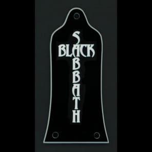 GUITAR TRUSS ROD COVER - Custom Engraved - Fits EPIPHONE EPI - Tony Iommi BLACK SABBATH