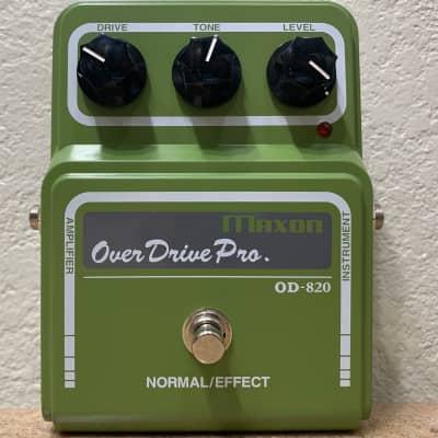 Maxon OD-820 Overdrive Pro