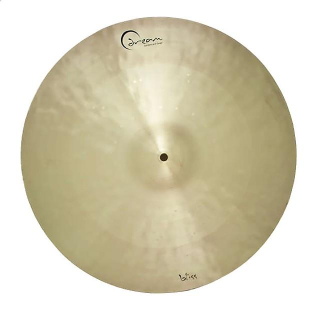 dream cymbals bcrri19 bliss series crash ride 19 reverb. Black Bedroom Furniture Sets. Home Design Ideas