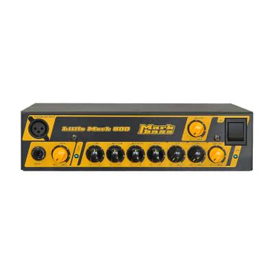 Markbass MBH110022 Little Mark 800-Watt Bass Head