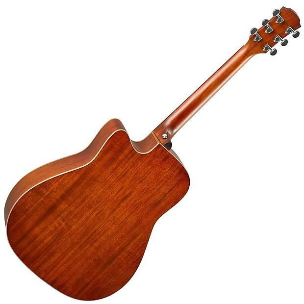 yamaha a1m acoustic electric guitar tobacco sunburst reverb. Black Bedroom Furniture Sets. Home Design Ideas