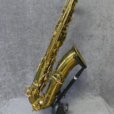 Buescher 1925 Vintage Tenor Sax