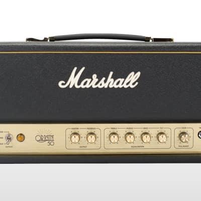 Marshall Origin M-ORI50H 50W Head w/ FX loop and Boost
