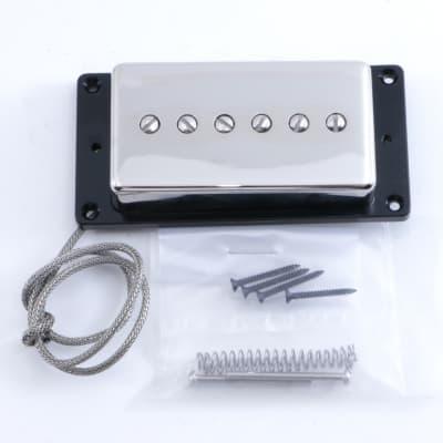 Open Box Seymour Duncan SPH90-1N Phat Cat Neck Guitar Pickup Nickel image