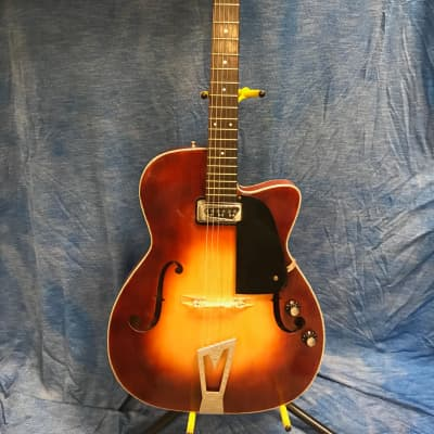 Martin F-50 1962 Sunburst for sale