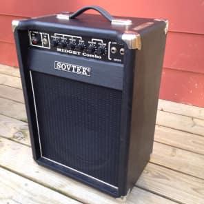 """Sovtek Midget Combo 50-Watt 1x12"""" Guitar Combo"""