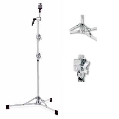 DW 6710 Flush-Base Straight Cymbal Stand