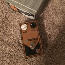 Morgan Amplification MK II Fuzz Pedal