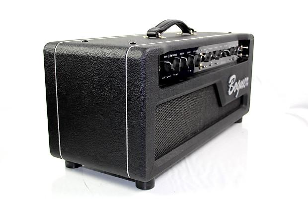 bogner alchemist guitar amplifier head with foot switch reverb. Black Bedroom Furniture Sets. Home Design Ideas