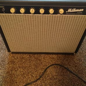 "Milkman Half and Half 300-Watt 1x12"" Hybrid Guitar Combo"
