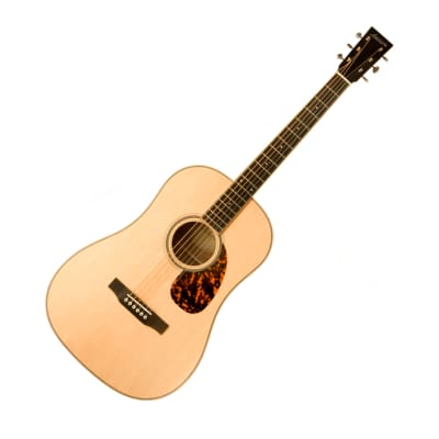 Larrivee BT-40 Baritone Acoustic In Natural Satin With Hardcase *NEW* for sale