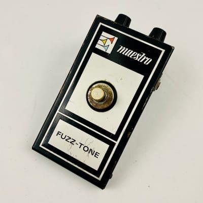 Maestro Fuzz-Tone FZ-1B, Vintage 1960's for sale