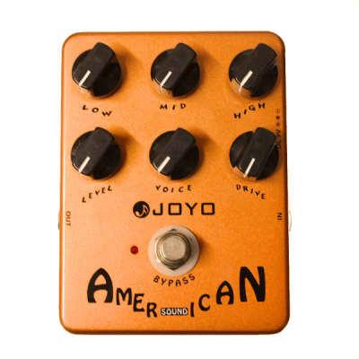 JOYO jf-14 American Sound Fender 57 Deluxe simulator Free USA Shipping