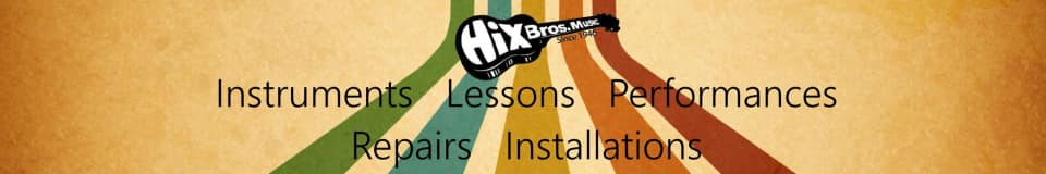 Hix Brother's Music