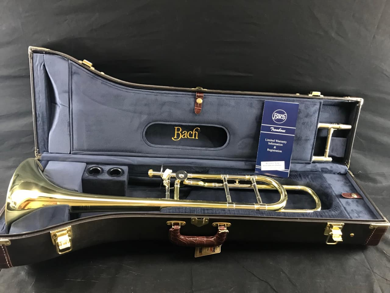 Bach 180S37 Stradivarius Series Bb Trumpet | Reverb