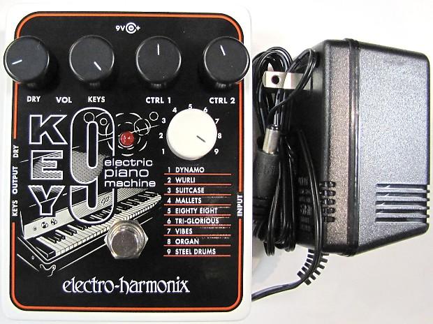 used electro harmonix ehx key9 electric piano machine key 9 reverb. Black Bedroom Furniture Sets. Home Design Ideas