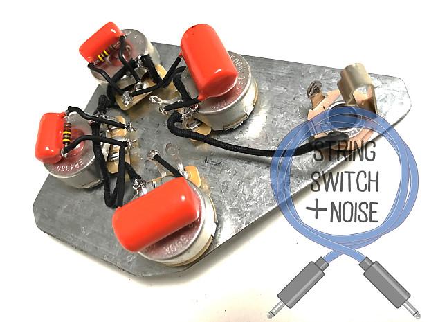 Swell Gibson Firebird Wiring Harness Treble Bleed No Load Tone Reverb Wiring Digital Resources Honesemecshebarightsorg
