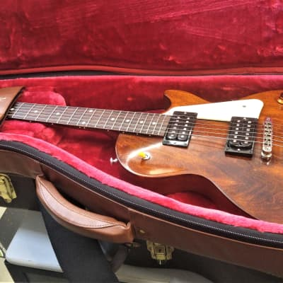 Gibson Les Paul Faded 2018 Faded Burbon Brown w/Factory Case for sale