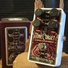 Electro-Harmonix Tone Corset Analog Compressor Guitar Pedal