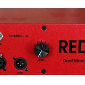 A-Designs Audio REDDI V2 Dual Mono Tube Direct Box