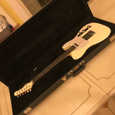 G&L ASAT Classic 30th Anniversary Limited Edition -USA 2010 Pearl White / HSC for sale