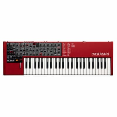 Nord NL4 Lead 4 49-Key Performance Synthesizer W/2-Oscillator Virtual Analog Sound