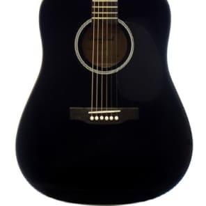 Beaver Creek BCTC901BK Full-Size Classical Acoustic Guitar (Black) for sale