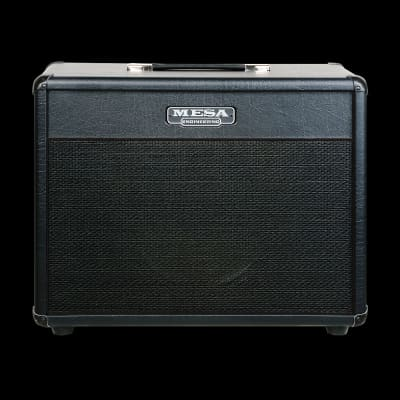MESA/Boogie 1x12 Lone Star 23 Cabinet - Black Taurus / Black Jute for sale